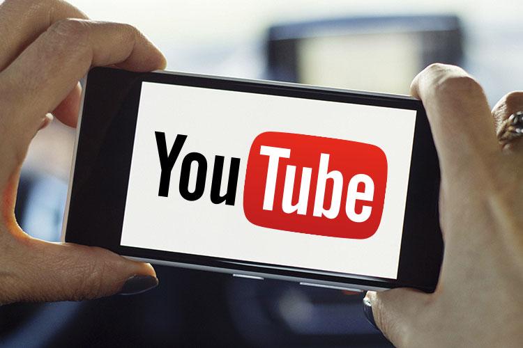 format publicitaire youtube