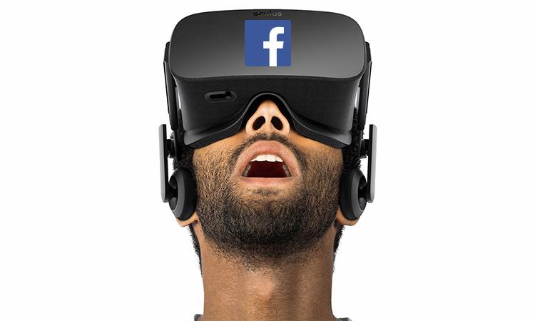 oculus rift facebook