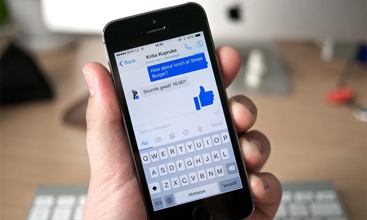 publicité facebook messenger