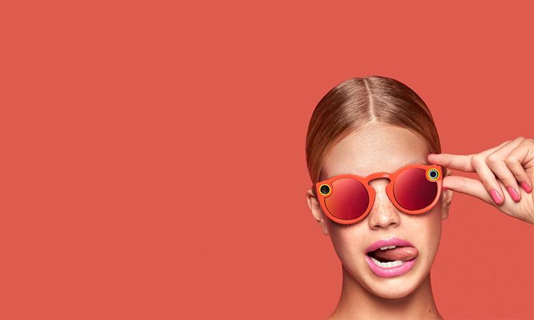 lunettes snapchat