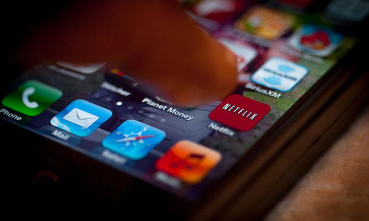 Netflix mode hors-ligne